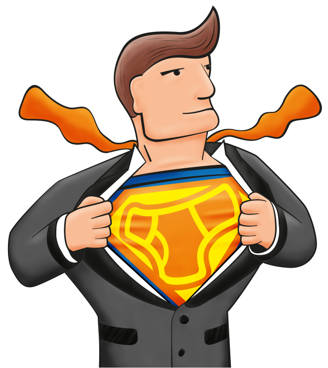 be and IITB superman