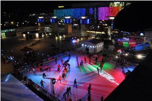 Ice Skating @Bristol