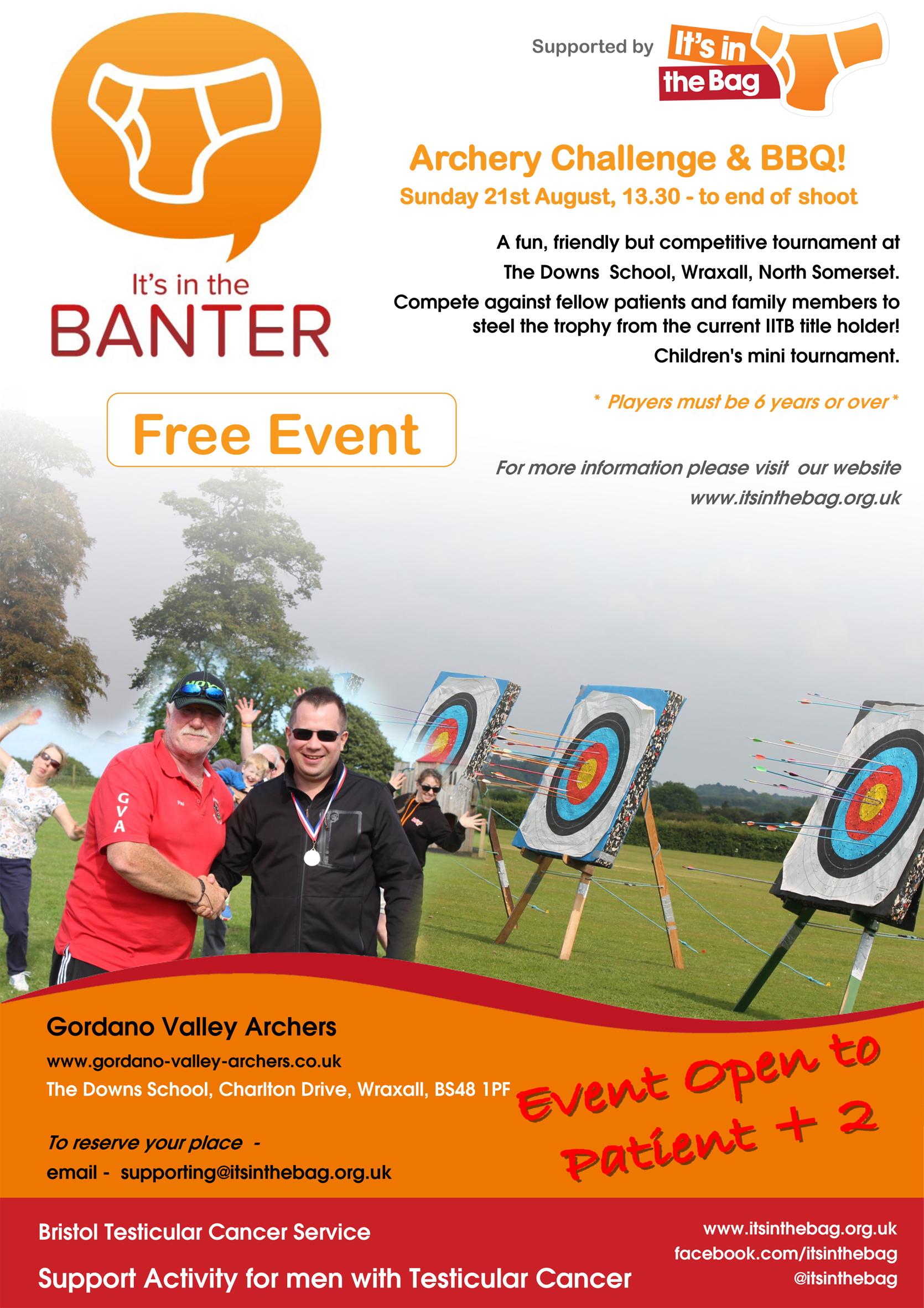 2016 Banter Flyer - Archery Small