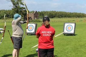 Archery Tournament 2016