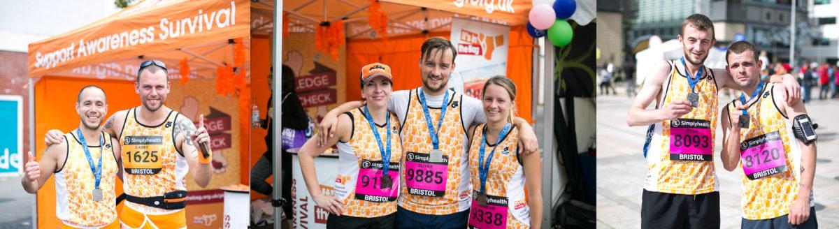 The Great Bristol Half Marathon 2018