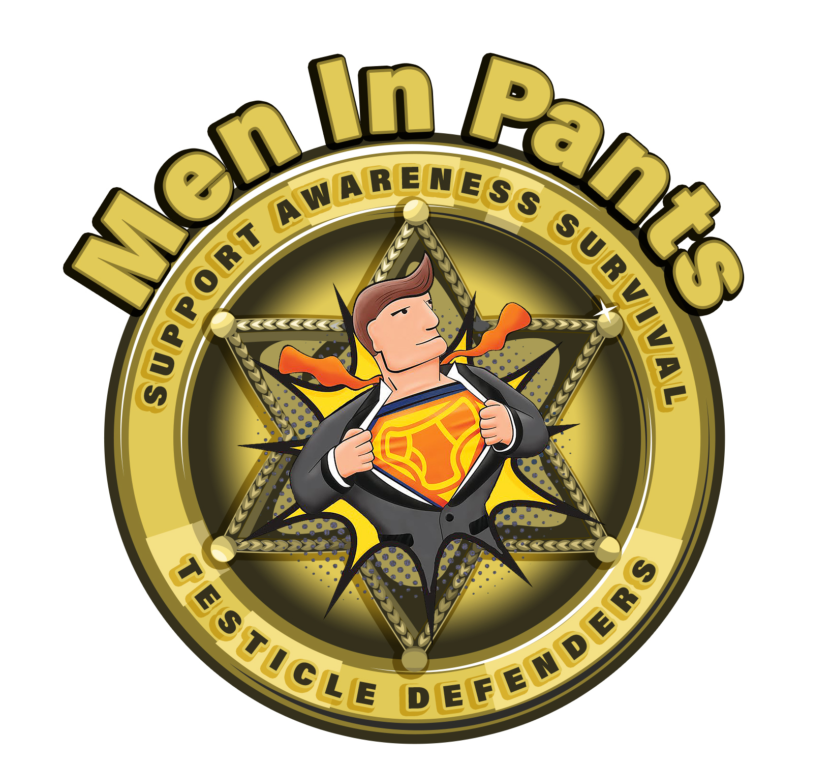 Men In Pants and how to become a Testicle Defender
